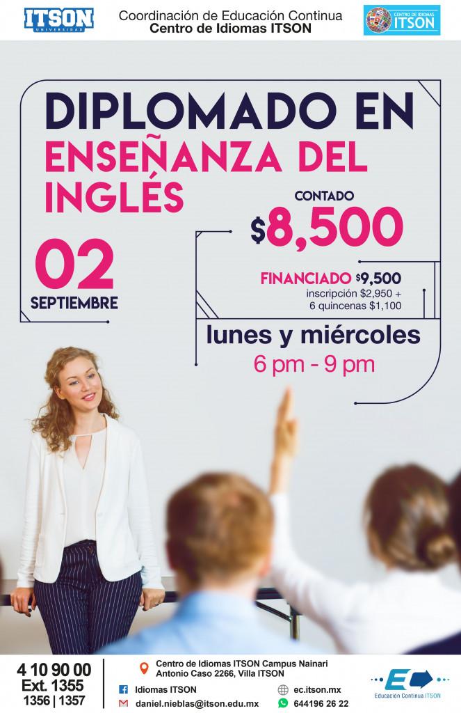 Dip. Inglés Maestros Ago 2019
