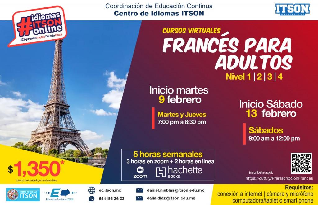 Francés Adultos Feb. 2021