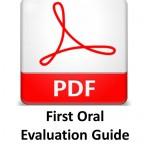 First Oral