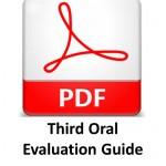 Third Oral