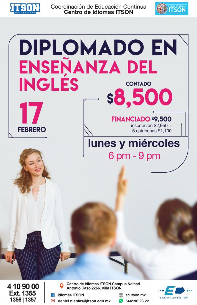 posters idiomas_Dip. Inglés Maestros 2020