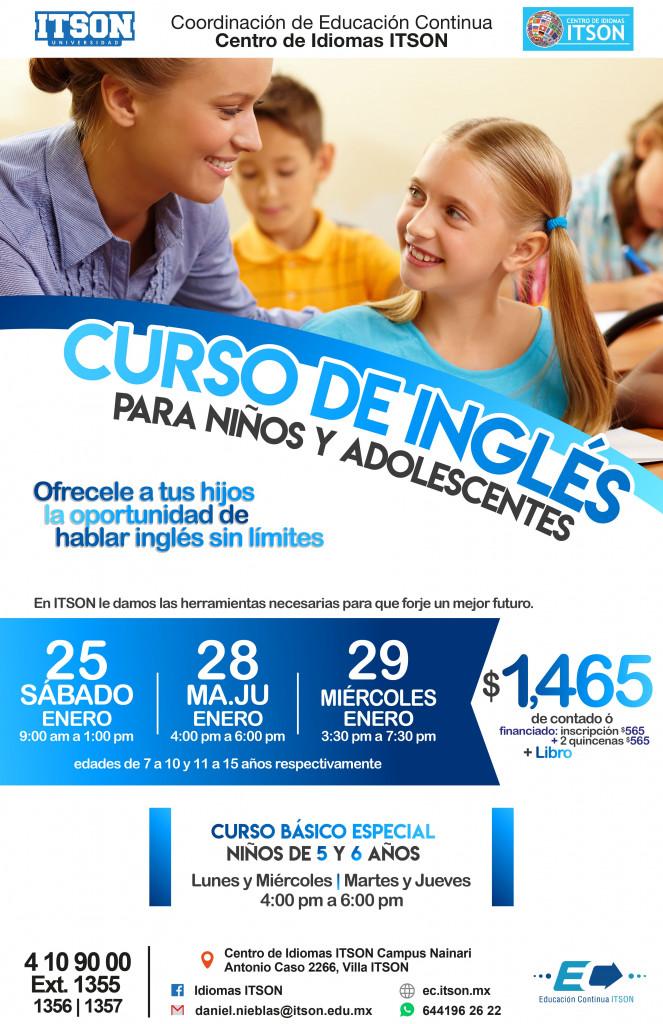 posters idiomas_inglés kids & teens 2020